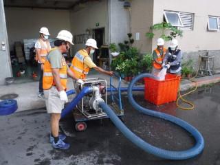 因應颱風可能來襲 北市完成防汛整備工作