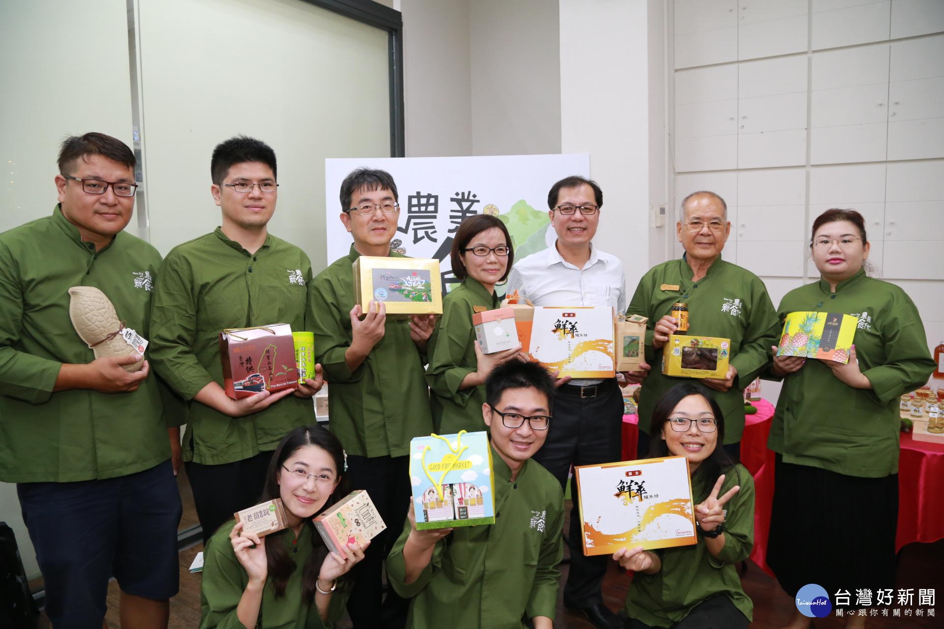 多樣美食行銷國際 嘉縣進軍馬來西亞食品展