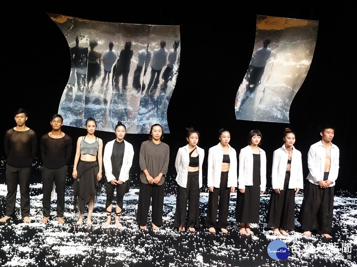 體驗不同感動視覺 種子舞團9月15、16日臺南文化中心演出