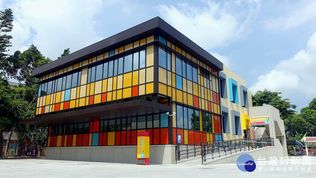 鳳山早期療育中心完成拆建