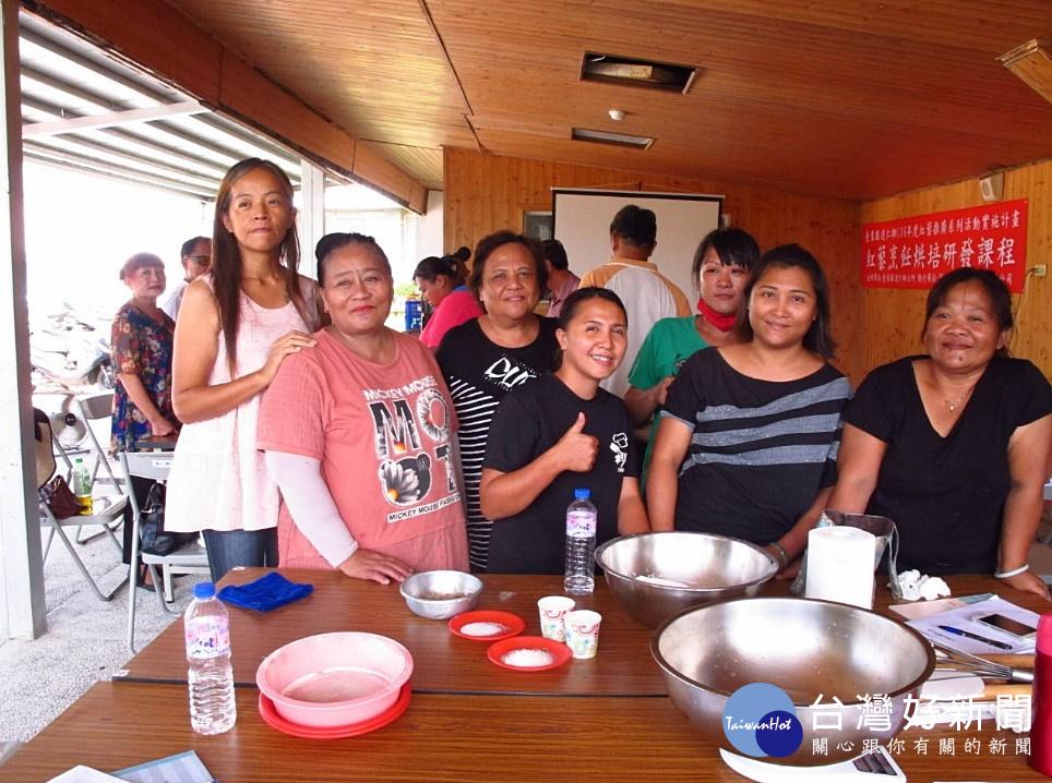 提升部落產業競爭力 台東達仁鄉美食創意料理班開訓