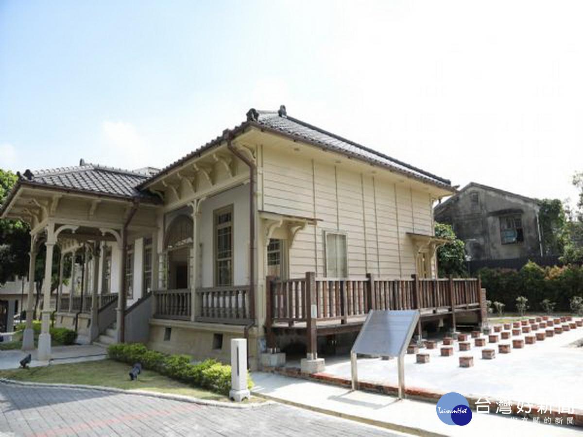 台南文化資產月 原廳長官邸9月16、17日限時開放