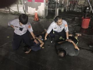 民眾船外機遭竊 警方奔走高屏兩地逮捕竊賊