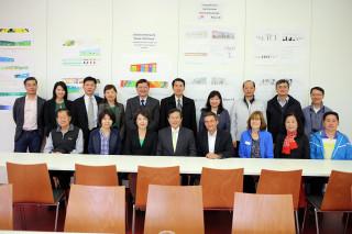 建立太陽光電儲能示範城市 涂市長參訪德國能源村Feldheim
