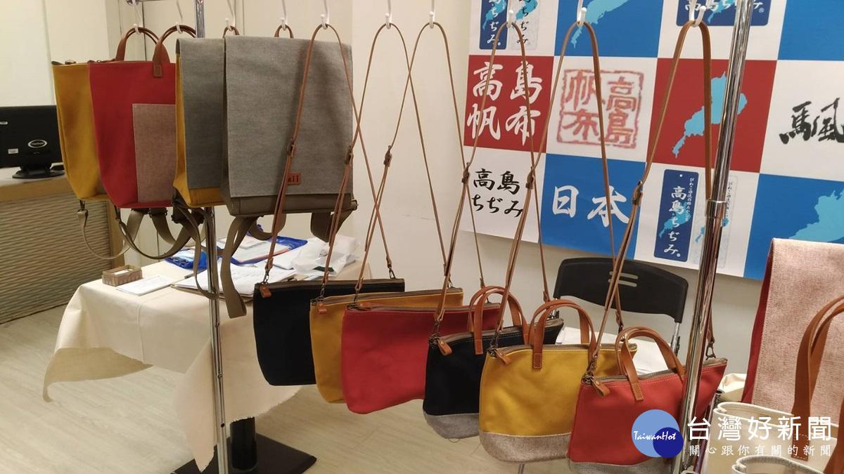 日本「高島織布」登台 新竹大遠百快閃展售