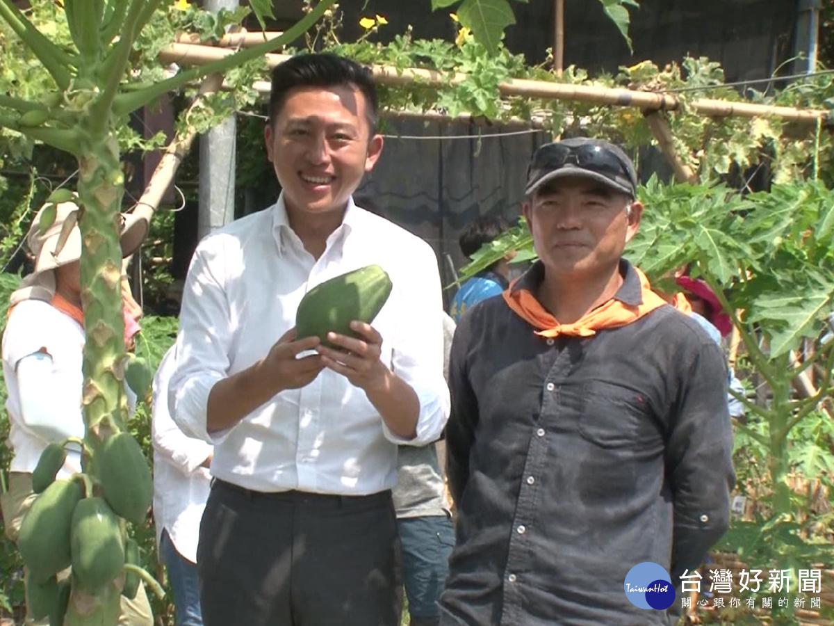 「社區糧倉」向下扎根 竹市再添10處可食地景