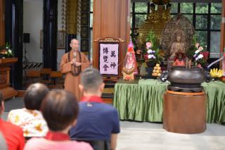 2017第四屆眾神雲集的華嚴萬神博覽會於14日起在南投縣鹿谷鄉大華嚴寺盛大開幕!