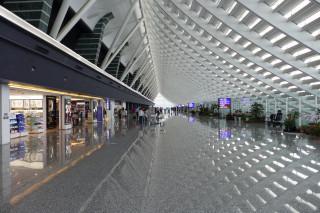 桃園機場(圖/取自維基百科)