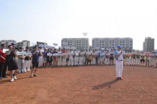 八德區棒壘球場舉辦,公益園遊會暨公益盃慢速壘球邀請賽」。