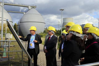 更乾淨、不怕淹 參觀德國廢棄用水處理與循環再利用