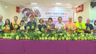 台灣環保協會愛心柚義賣 捐助弱勢獎學金