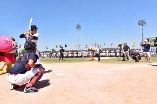 桃園市第二屆桃園盃全國三級棒球錦標賽青棒組」開幕。