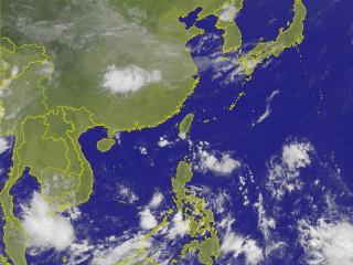 今日全台各地天氣普遍多雲到晴,溫度都可來到31至34度,台東地區、恆春半島因受到對流雲系發展旺盛,會有短暫強降雨發生。(圖/中央氣象局提供)