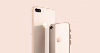 9月22日Apple正式開賣iPhone 8/ 8 Plus手機,據經銷商德誼數位的資料顯示,民眾預購iPhone 8/ 8 Plus,仍多偏好金色款式。(圖/Apple官網)