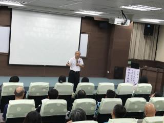 杜絕公務員不正當利益誘惑 台東縣府邀檢察官當講師授課