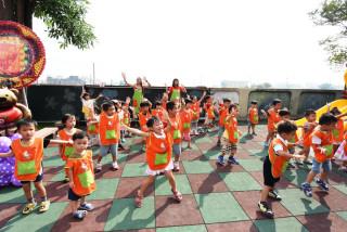 打造友善育兒環境 彰縣第三家非營利幼兒園揭牌