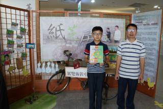 教養美好的下一代,「光復快樂鴨」繪本展大林慈濟醫院登場