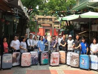 「設計行旅」在街角巷弄發現臺南設計力!