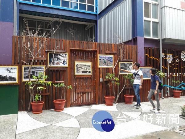 漁民公寓。(圖/高雄市政府文化局提供)