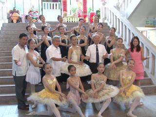 舞團出國屢次獲獎 多國大學邀入學