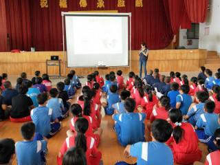 加深學童自我保護能力 卑南國小進行婦幼安全宣導