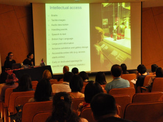 「文化平權國際研討會」邀請來自臺、美、日等國內外知名專家學者共同討探國際趨勢與案例分享。(圖/十三行提供)