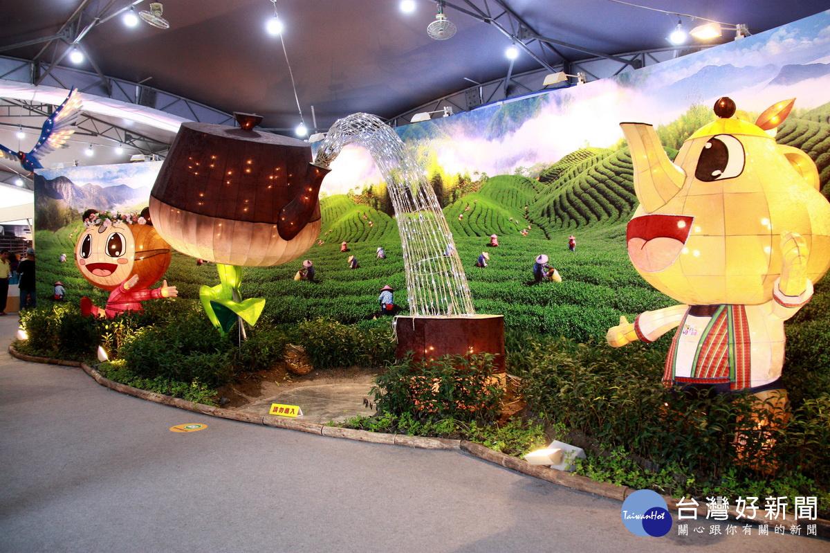 創意思維結合在地農特產 中台灣農博「南投週」18日登場
