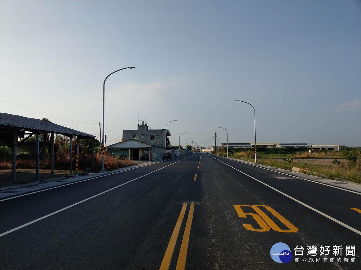 增加行車安全 橋頭甲樹路