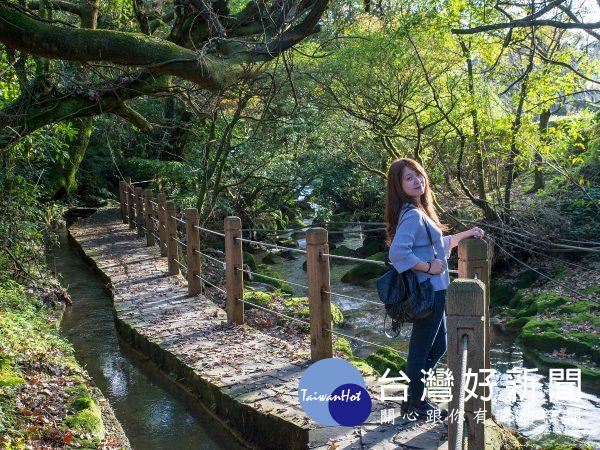 夏日樂活遊 北市6條親山近水步道消暑一「夏」