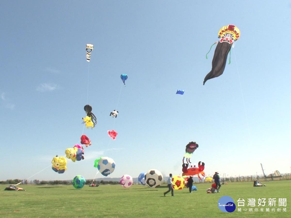 2018新竹國際風箏節 9/8、9/9登場