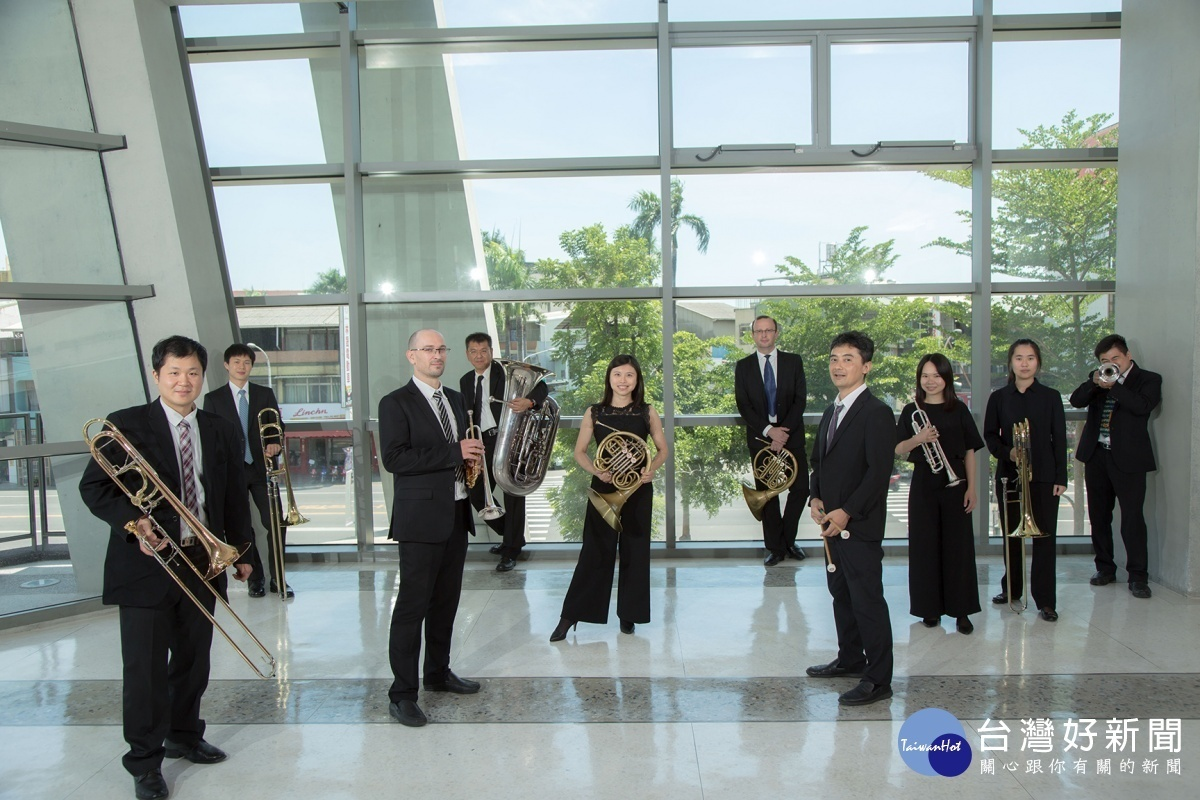 「早安!晨響的朝氣日常 與 午安!好時的漫舞春光」,高雄市交響樂團室內樂音樂會升級推出。