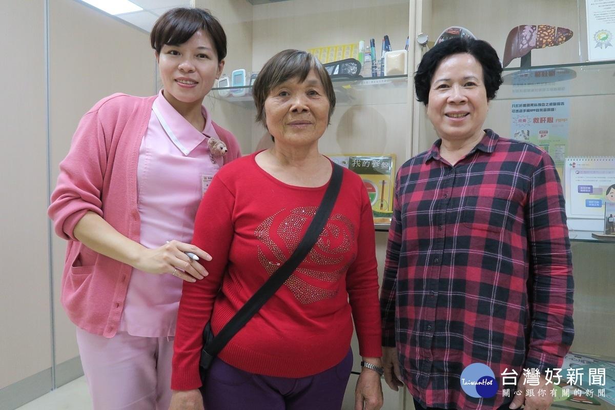 偏鄉老人患C肝多 爭相尋求口服新藥治療