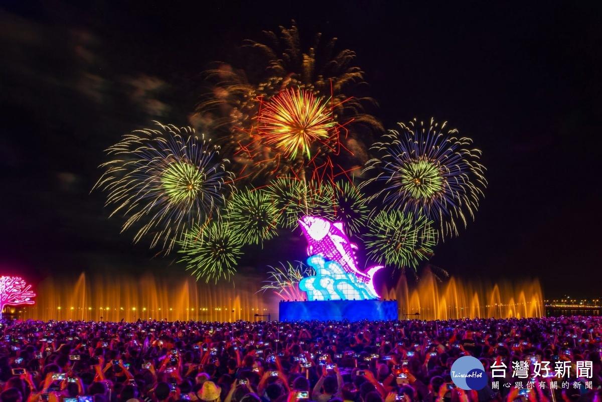 台灣燈會締造1339萬人次 潘孟安:讓國際看見屏東