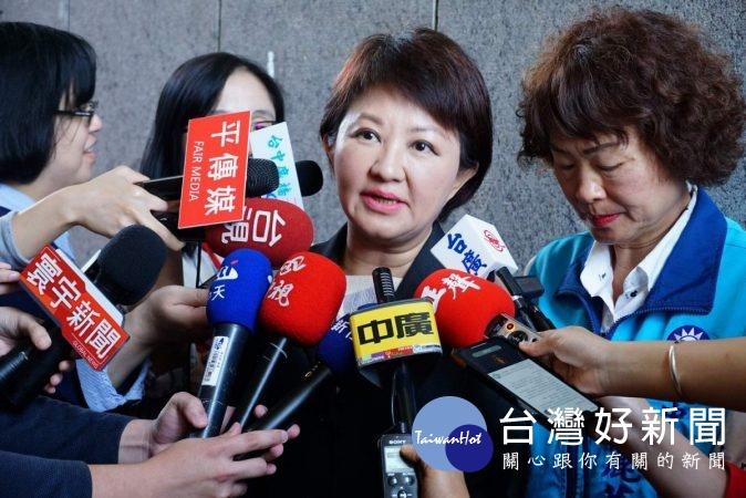 韓國瑜不參加初選 盧秀燕:聆聽民意找出好的國家領導人