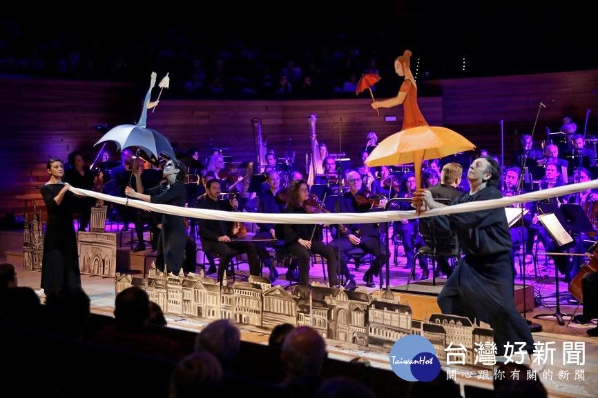 《彼得洛希卡》舞劇,由被人們譽為「音樂界中的畢卡索」俄羅斯作曲家史特拉汶斯基所創作。(圖/高雄市政府提供)