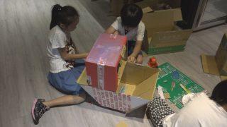 達文西頻道.凱擘獨家合作 學童手作創意體驗