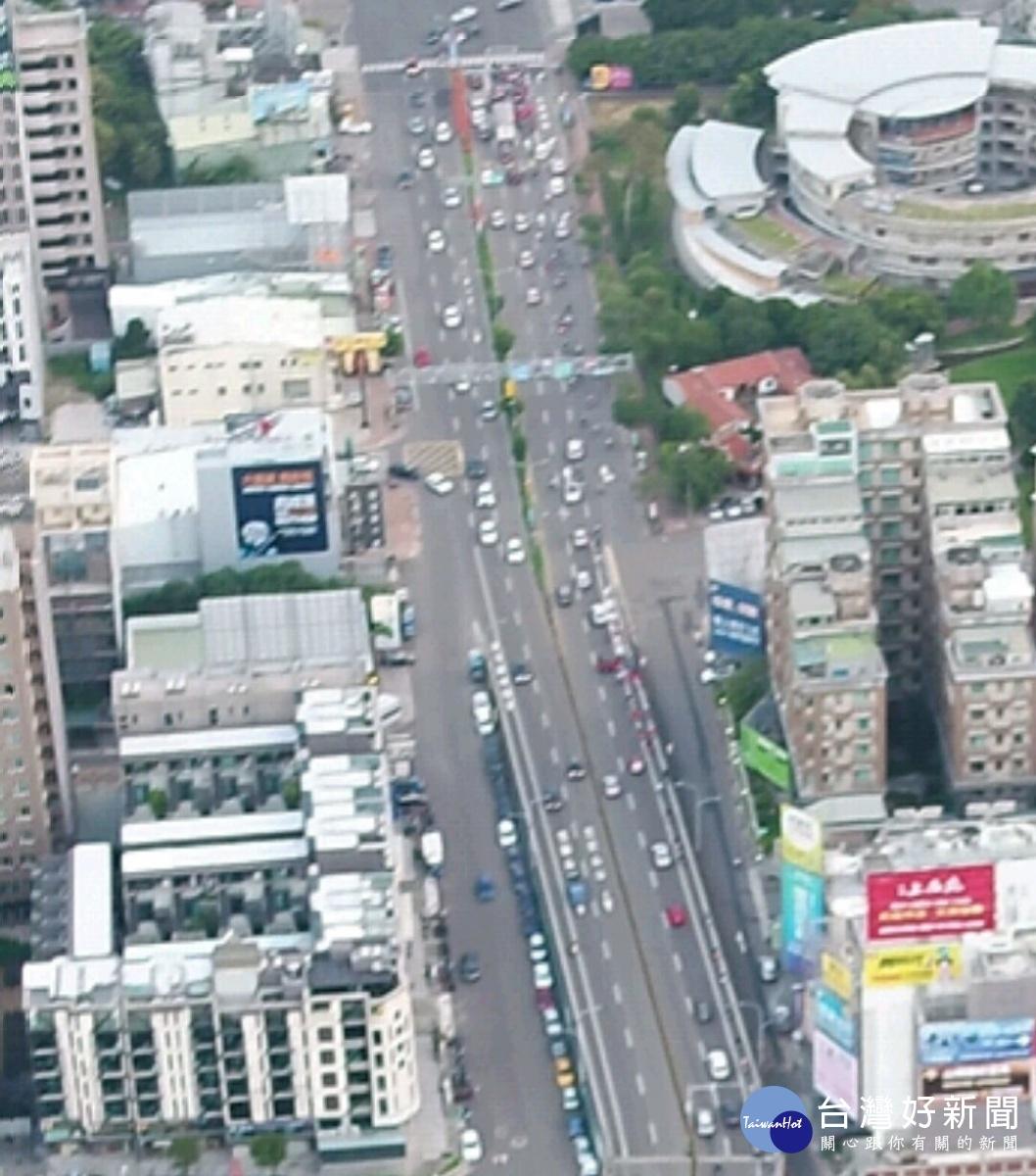 竹縣市攜手合作 經國橋智慧交通系統縮短旅行時間28%