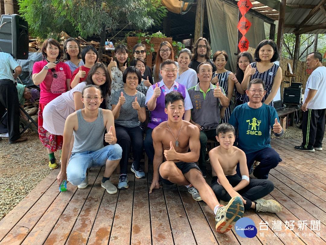 半农生活坊国际志工营 多元族群体验客家茶文化
