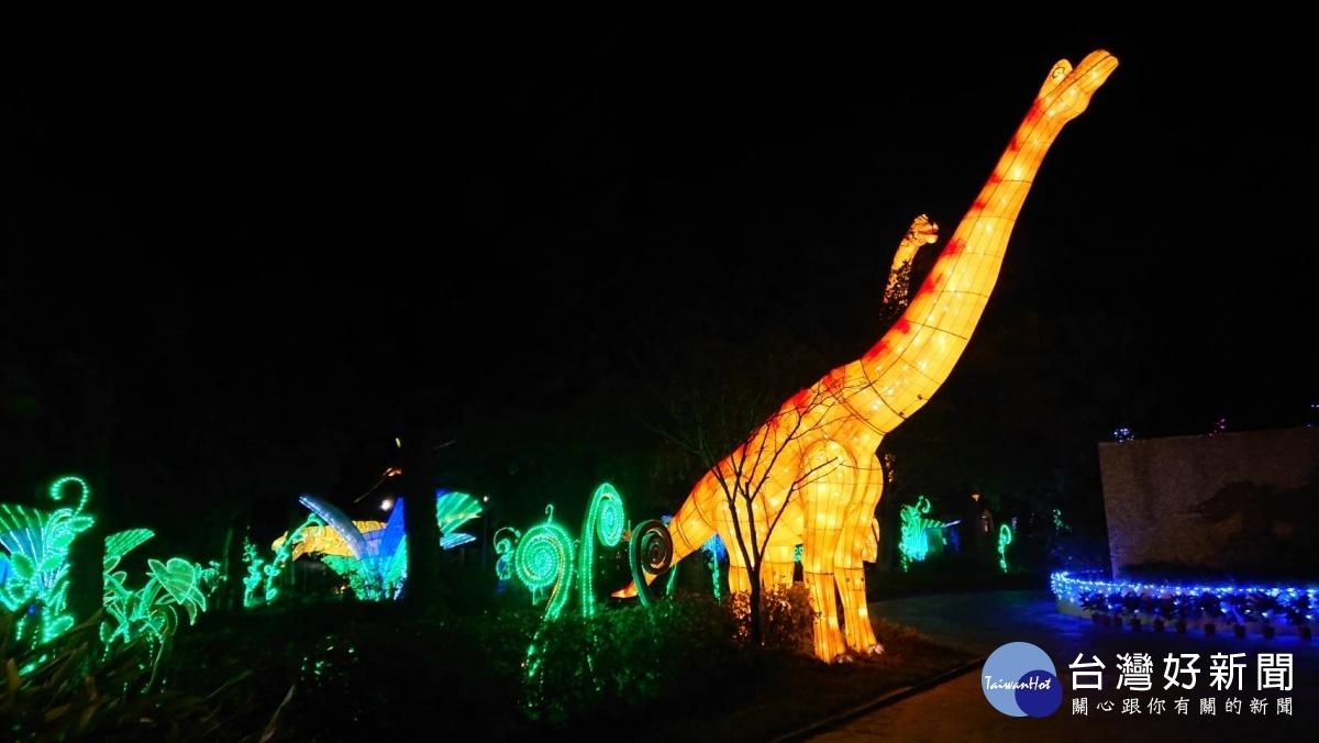台灣燈會「動物狂歡嘉年華」動畫搶先曝光 元宵節現身后里馬場