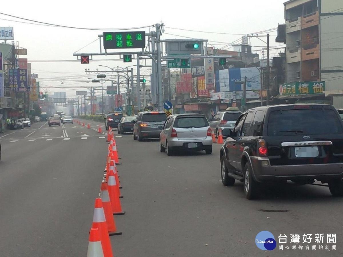 228連續假期 屏警加強交通疏導作為
