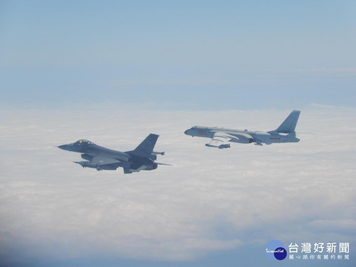 「痛揍美國走狗」 胡錫進嗆:共機飛到台灣上空僅一步之遙