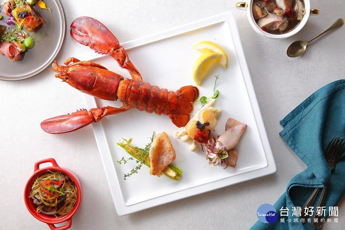 台灣振興經濟大作戰 新鐵板料理艷夏新菜單搭三倍券加碼優惠