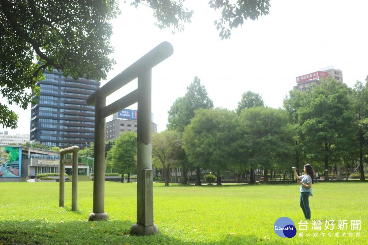 台北林森及康樂公園 曾是日本人共同墓地