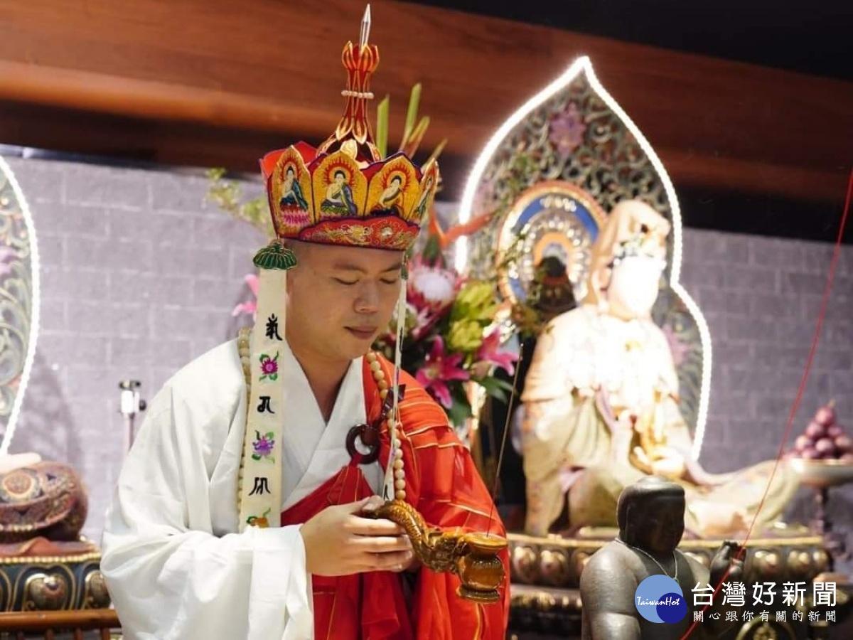 地藏王菩薩生日 本藏師父: 祈願力不可思議