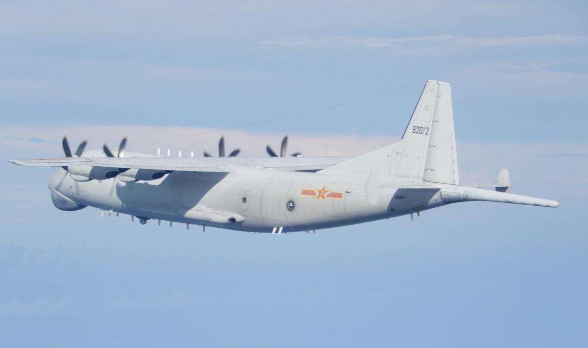 共機再入侵西南空域 我空軍廣播「迴轉脫離」被無視