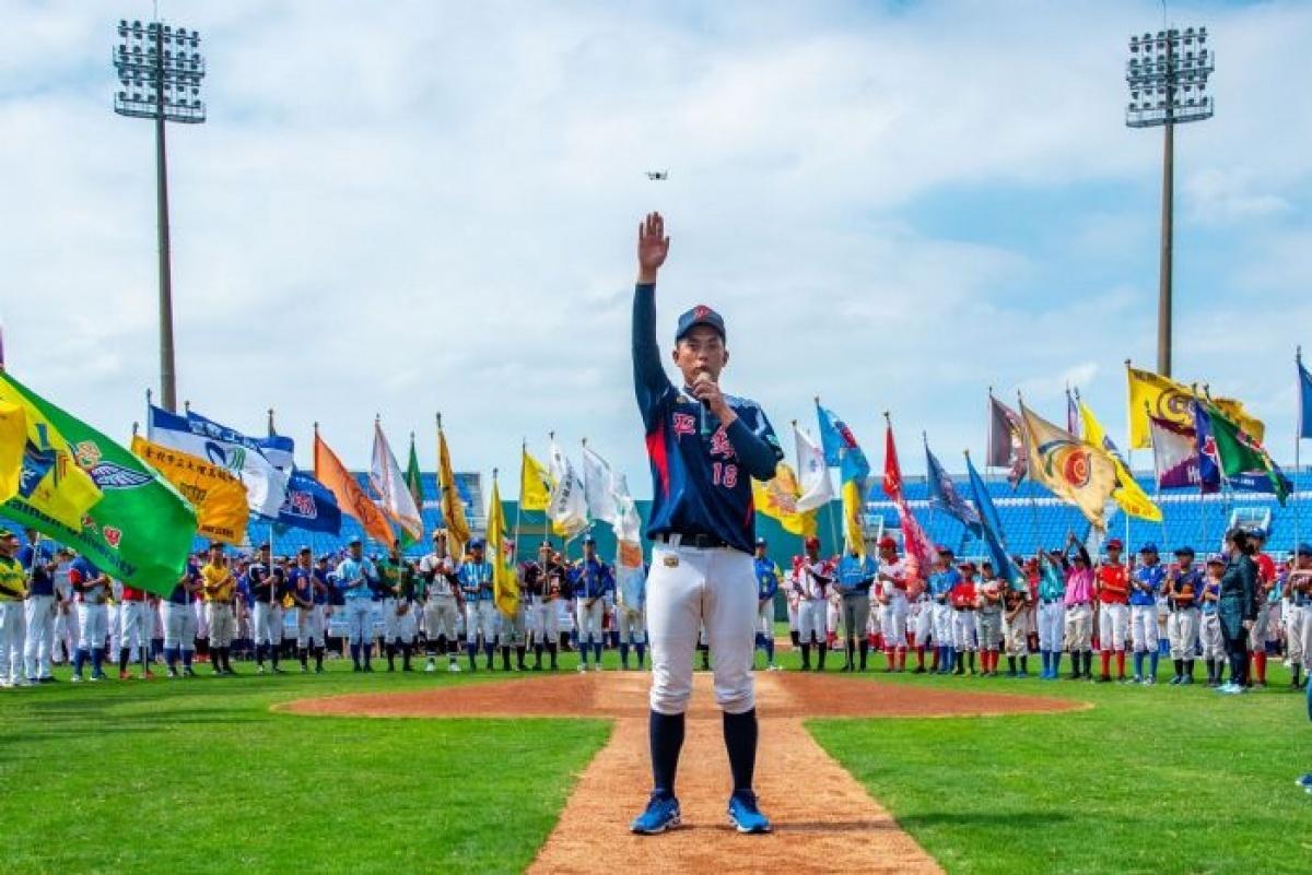 桃園盃全國四級棒球錦標賽開幕 以球會友勇敢逐夢