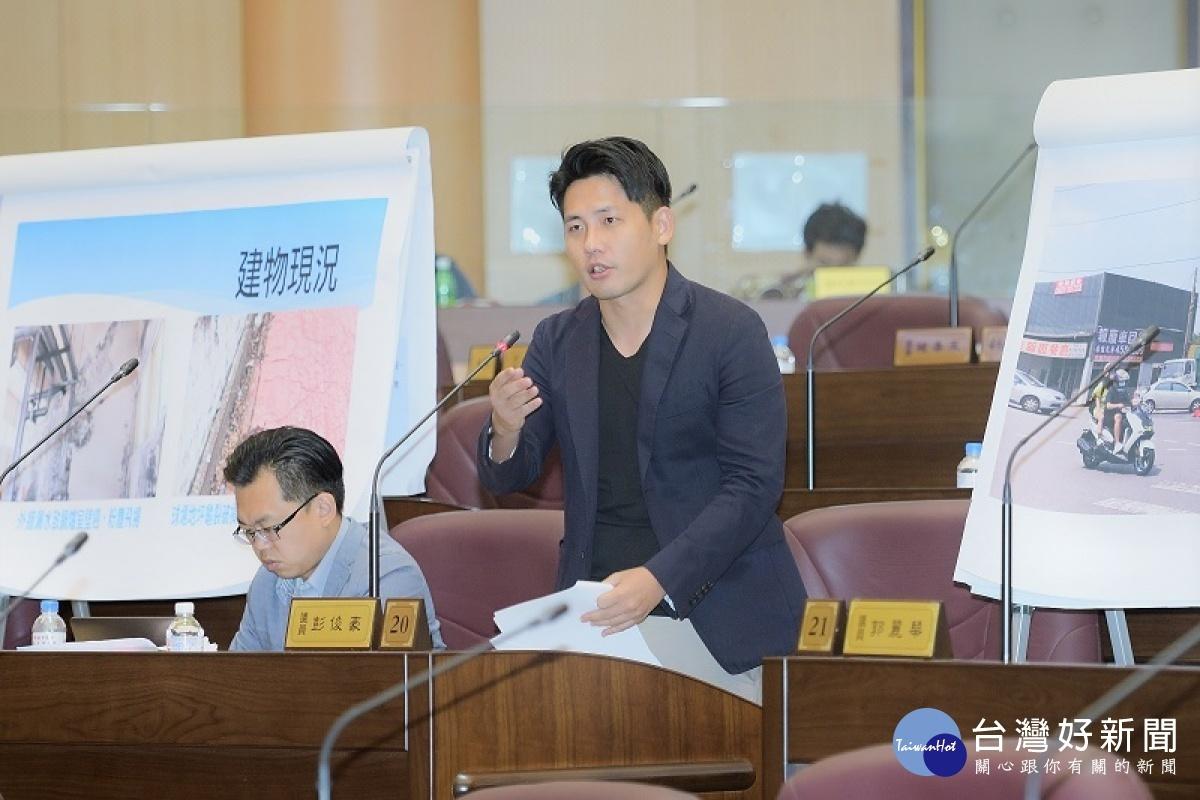 桃市特教班電擊學生案引出問題 議員彭俊豪建議設情緒輔導教師