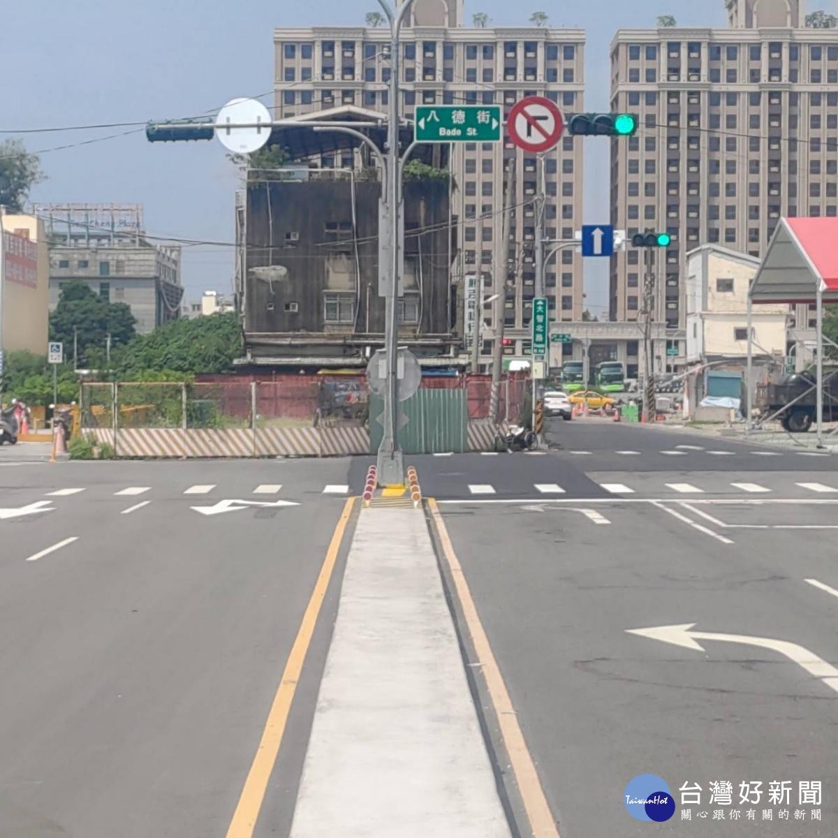 地主同意拆屋 中市府預計明年完全打通大智北路