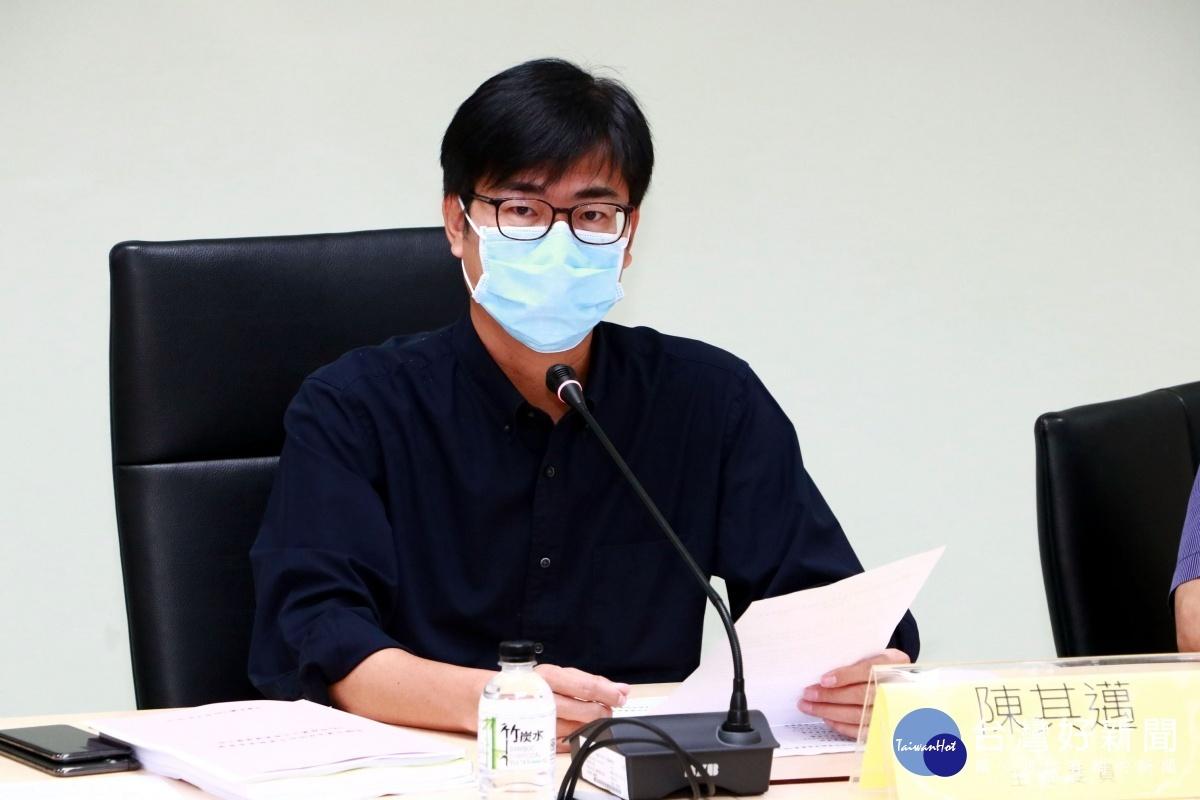 出席性平教委會會議 陳其邁:學習尊重及包容是最重要的一環