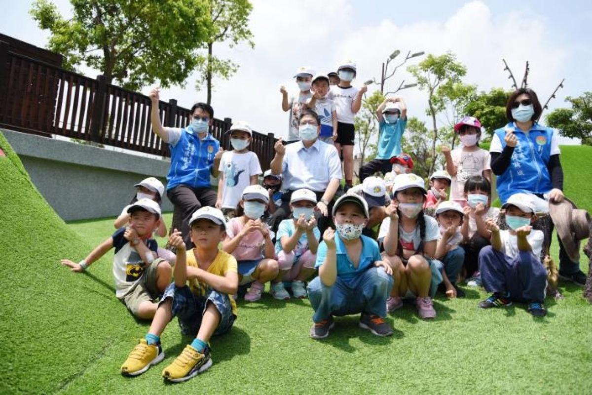 竹縣五年投入4億托育公共化 平價育兒選擇總數增加2500名以上